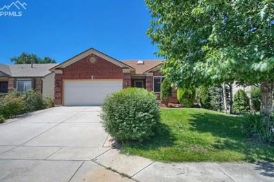 2430 Royal Palm Drive, Colorado Springs, CO 80918 - MLS#: 5114775