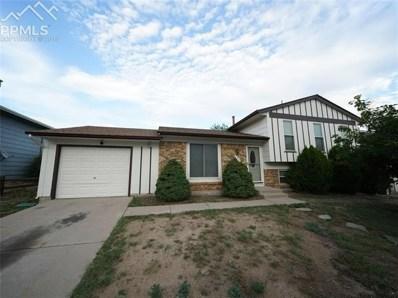 2933 Dickens Drive, Colorado Springs, CO 80916 - MLS#: 5130666