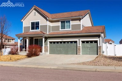 7854 Campground Drive, Fountain, CO 80817 - MLS#: 5137973