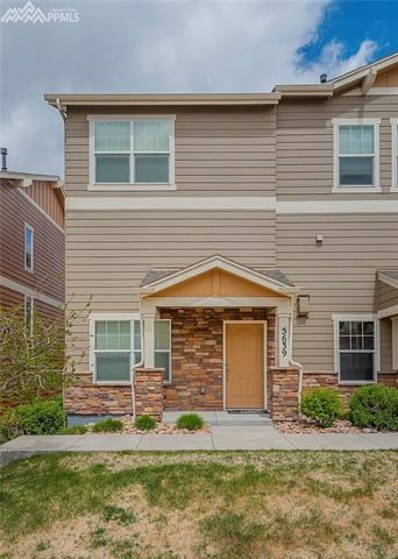 5639 Celtic Cross Grove, Colorado Springs, CO 80923 - MLS#: 5147217