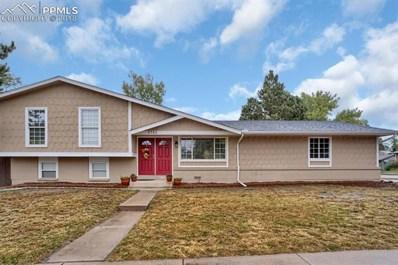 3780 N Carefree Circle, Colorado Springs, CO 80917 - MLS#: 5160456