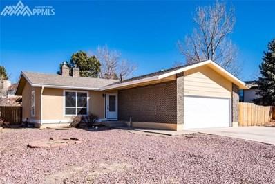 2620 E Serendipity Circle, Colorado Springs, CO 80917 - MLS#: 5169721
