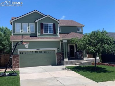 6467 Galeta Drive, Colorado Springs, CO 80923 - #: 5170109