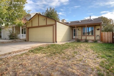 2345 Calistoga Drive, Colorado Springs, CO 80915 - MLS#: 5172956
