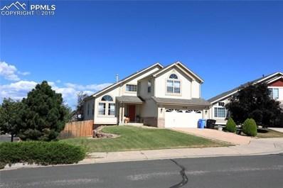 4116 Red Ruby Circle, Colorado Springs, CO 80918 - #: 5175050