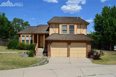 1905 Silkwood Drive, Colorado Springs, CO 80920 - MLS#: 5177404