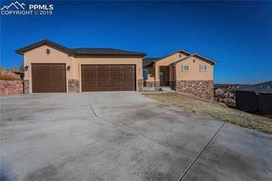 5541 Copper Drive, Colorado Springs, CO 80918 - MLS#: 5178830