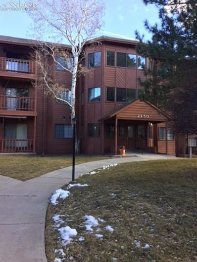 2450 Palmer Park Boulevard UNIT 305, Colorado Springs, CO 80909 - MLS#: 5179741