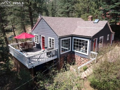 8250 Emporia Avenue, Cascade, CO 80809 - MLS#: 5182490