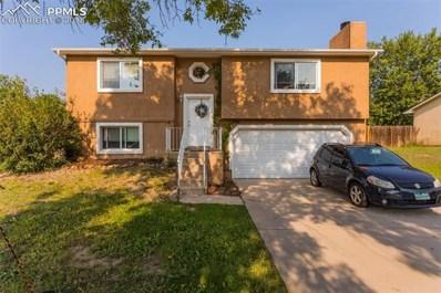 2050 Heathercrest Drive, Colorado Springs, CO 80915 - MLS#: 5197320