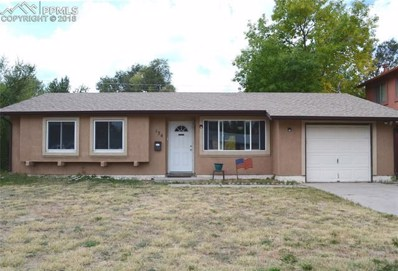 134 S Brentwood Drive, Colorado Springs, CO 80910 - MLS#: 5200754