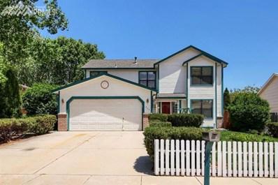 255 Lanfare Place, Colorado Springs, CO 80911 - MLS#: 5201831