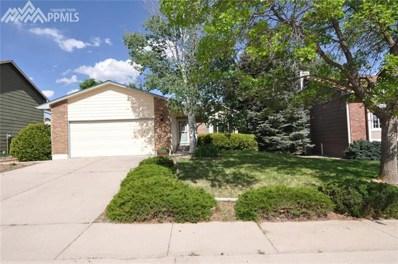 8555 Stratus Drive, Colorado Springs, CO 80920 - MLS#: 5202517