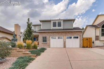 2750 Boleyn Drive, Colorado Springs, CO 80920 - MLS#: 5212815