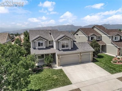 2850 Dristol Drive, Colorado Springs, CO 80920 - MLS#: 5214137