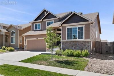 7345 Pearly Heath Road, Colorado Springs, CO 80908 - MLS#: 5227054