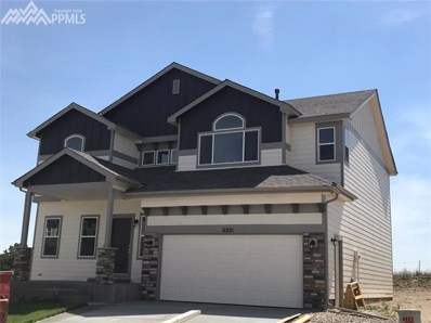 6221 Anders Ridge Lane, Colorado Springs, CO 80927 - MLS#: 5229764