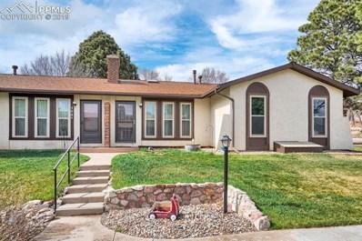 408 Valley Hi Circle UNIT A, Colorado Springs, CO 80910 - MLS#: 5235341