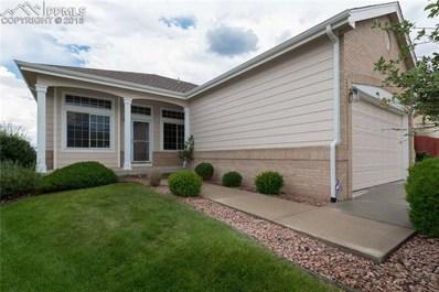 6225 Fencerail Heights, Colorado Springs, CO 80919 - MLS#: 5239026
