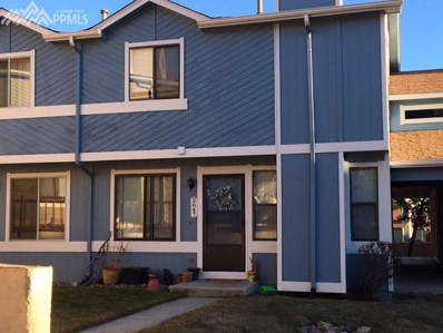 2647 Hearthwood Lane, Colorado Springs, CO 80917 - MLS#: 5248189