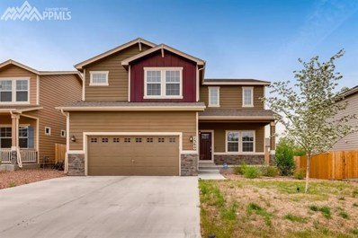 7360 Tributary Court, Fountain, CO 80817 - MLS#: 5248233