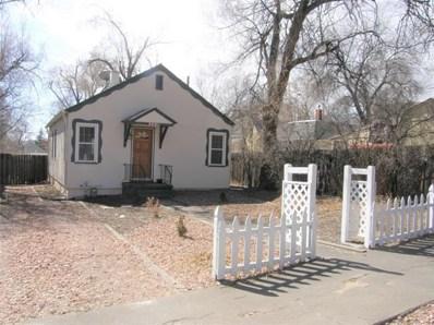523 W Platte Avenue, Colorado Springs, CO 80905 - MLS#: 5265805