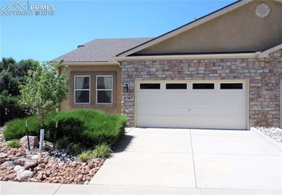 2707 Avalanche Heights, Colorado Springs, CO 80918 - MLS#: 5266804