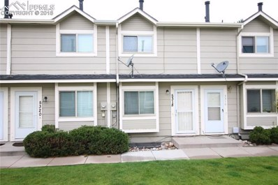 5318 Solar Ridge Drive, Colorado Springs, CO 80917 - MLS#: 5270404