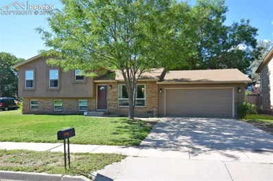 2175 W Montebello Drive, Colorado Springs, CO 80918 - MLS#: 5277662