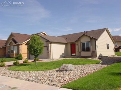 4886 Daredevil Drive, Colorado Springs, CO 80911 - MLS#: 5284351