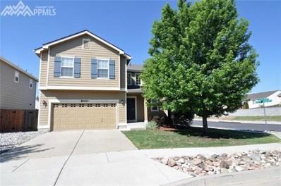 4803 Turning Leaf Way, Colorado Springs, CO 80922 - MLS#: 5285834