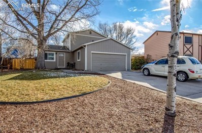 4477 Berryknoll Drive, Colorado Springs, CO 80916 - MLS#: 5317375