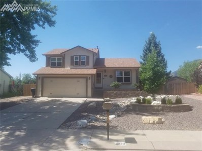 3970 Red Cedar Drive, Colorado Springs, CO 80906 - MLS#: 5319304