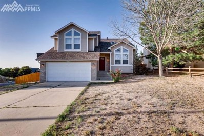 3708 Adirondack Drive, Colorado Springs, CO 80918 - MLS#: 5321466
