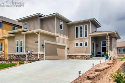 6788 Black Saddle Drive, Colorado Springs, CO 80924 - MLS#: 5322160