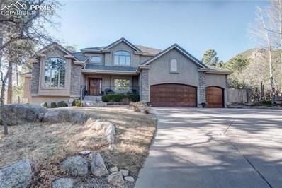 583 Silver Oak Grove, Colorado Springs, CO 80906 - MLS#: 5322855