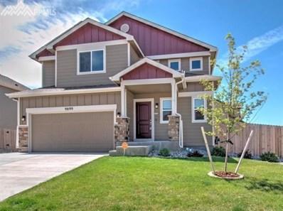 9899 Silver Stirrup Drive, Colorado Springs, CO 80925 - MLS#: 5325260