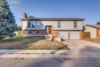 1925 Pima Drive, Colorado Springs, CO 80915 - MLS#: 5330997