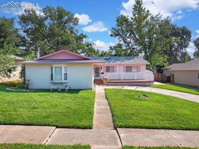 3305 W Fontanero Street, Colorado Springs, CO 80904 - MLS#: 5341248