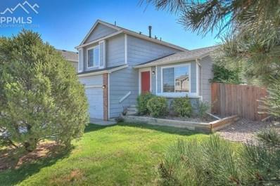 5089 Pioneer Mesa Drive, Colorado Springs, CO 80923 - MLS#: 5347705