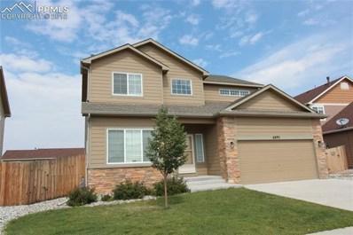 6895 Red Cardinal Loop, Colorado Springs, CO 80908 - MLS#: 5352986