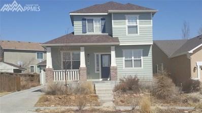 6612 Windom Peak Boulevard, Colorado Springs, CO 80923 - MLS#: 5358025
