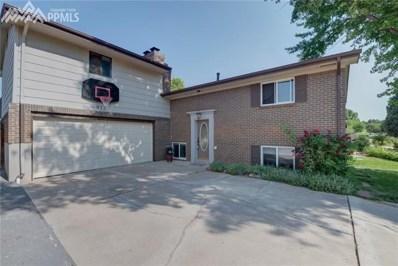 912 Crown Ridge Drive, Colorado Springs, CO 80904 - MLS#: 5364279