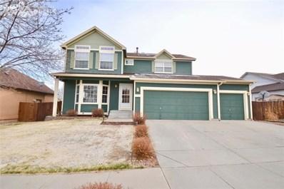 6754 Dream Weaver Drive, Colorado Springs, CO 80923 - MLS#: 5365722