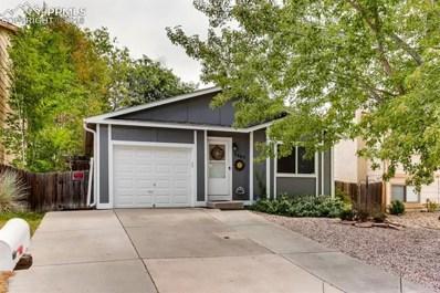 2665 Manassas Way, Colorado Springs, CO 80922 - MLS#: 5373332