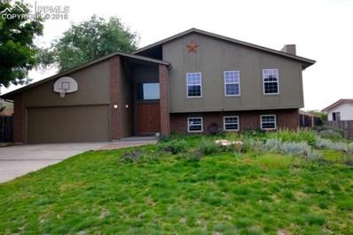 2345 Viceroy Court, Colorado Springs, CO 80920 - MLS#: 5374762