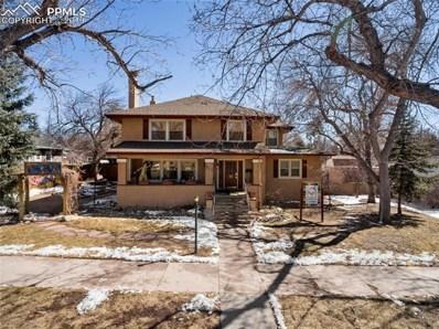 311 N Logan Avenue, Colorado Springs, CO 80909 - MLS#: 5381066