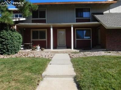 392 W Rockrimmon Boulevard UNIT B, Colorado Springs, CO 80919 - MLS#: 5381489