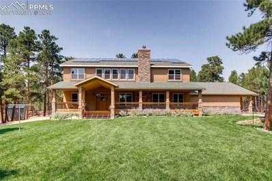 9550 Millard Way, Colorado Springs, CO 80908 - MLS#: 5384004