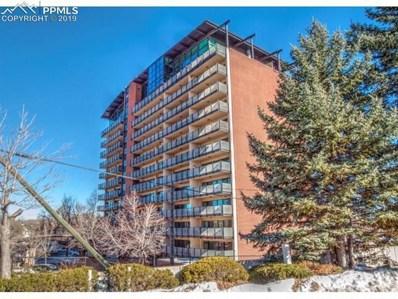 417 E Kiowa Street UNIT 207, Colorado Springs, CO 80903 - MLS#: 5402487